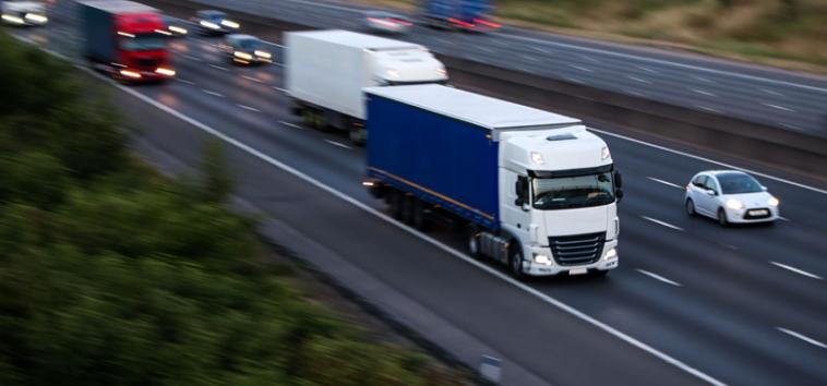 transport routier camion